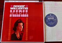 Roger Williams Maria Piano LP London (1961) Selten Stereo Fast Neu England