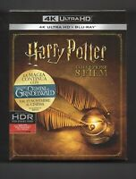 Harry Potter 1-7.2 Complete Collection 4K UHD + 2D - Blu-ray Box Set -NEW/SEALED