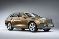 Kyosho Bentley Bentayga Bright Bronze 1/18