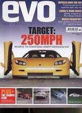 Evo Magazine - November 2004 - Issue 073
