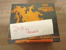 Pokemon Trading Card Game: Champion's Path Elite Trainer Box ! Based in Europe