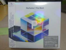 """Perfume """"The Best P Cubed"""" [JAPAN 3CD + Blu-ray] *SEALED*"""