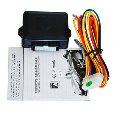 universal window closer module working with car alarm system or keyless entry