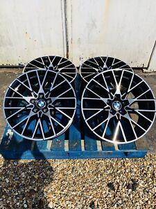 "19"" BMW 788M Competition Style Alloy Wheels Only BMW 3 Series E90 E91 E92 E93"