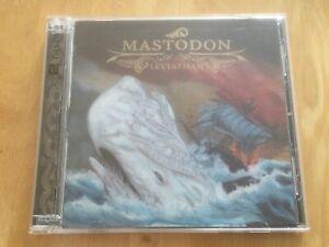 Mastodon - Leviathan (CD+DVD)