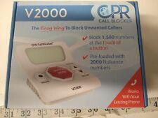 CPR V0200 Call Blocker - white