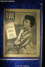 Revue Illustrierte Nr. 41 1952 11.10.52 Jenaller Jones Geburtstagszeitung
