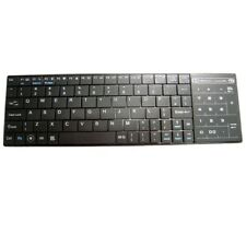 Wireless Bluetooth 3.0 Mini Keyboard with Touchpad for PC Android iOS Black
