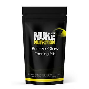 TANNING PILLS / TABLETS FAST BEAUTIFUL NATURAL BRONZE SKIN TAN WITHOUT SUN