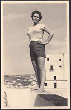 YZ3023 Capri - Tipica bellezza mediterranea - Fotografia d'epoca - 1950 photo