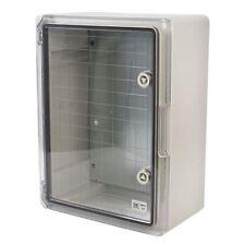 HYLEC DED014 involucro in plastica con porta trasparente 30 x 40 x 17 cm