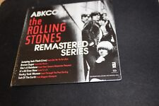 The Rolling Stones ABKCO 's Remastered Series SACD Promo NEW RARE NEW SEALED