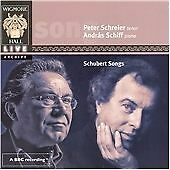 Schubert: Songs (András Schiff/Peter Schreier), András Schiff, Peter Schreier, V