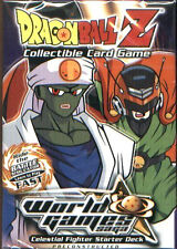 Dragonball Z World Games Saga Limited Edition Celestial Fighter Deck New