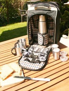 Picknick Rucksack (Coffee Bag) für 2-Personen