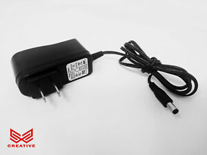 AC to DC 2 pin Adapter 12V 1A 12W Power Supply Switch Transformer + Female Jack