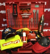 HILTI TE 30-C, L@@K, PREOWNED, DURABLE, STRONG, FREE DRILLS & CHISELS, FAST SHIP