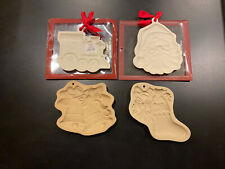 Four Christmas Cookie Presses!