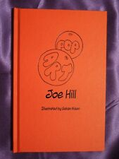 Pop Art Signed Autographed by Joe Hill Special Signed Edition Novel Book B of 52