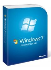 Windows 7 Pro Professional| 32/64 Bits|Download Link & Activation Key|Scrap PC