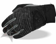 Planet Eclipse Full Finger Gloves Distortion Black Xl