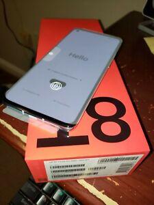 OnePlus 8T+ Plus 5G Smartphone 256GB Gray T-Mobile - NEW - UNLOCKED