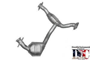 Catalytic Converter   DEC Catalytic Converters   FOR820445