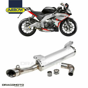 APRILIA RS4 125 2013 2014 Silenziatore ARROW THUNDER ALU