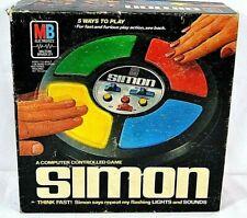 Vintage Simon Milton Bradley #4850 7+ Tested 1978