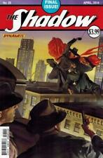 The Shadow #25 (Vol 6)