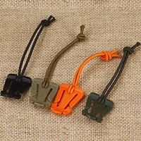 1x EDC Tactical Dominator Elastic Cord Schnalle Clip Pals Molle~ P6G6