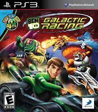 Ben 10: Galactic Racing (Playstation 3) PS3