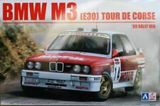 AOSHIMA BEEMAX KIT 1:24 AUTO BMW M3 (E30) TOUR DE CORSE '89 RALLY VER.  B24016