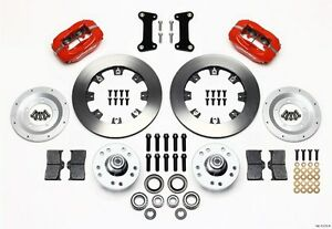 1979-1981 Chevy Camaro,Firebird Wilwood Dynalite Front Big Brake Kit,140-9053