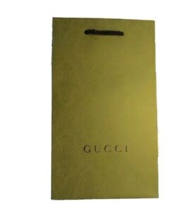 """GUCCI Limited Edition Shopping Gift Bag Tote 11.41"""" X 6.7"""" X 4.45"""" 🔥🔥NEW 🔥🔥"""