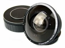 Rare Sigma 12mm F8 Fisheye Lens. T Mount / Canon EOS Fitting. Extreme Wide Angle
