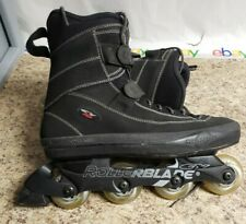 CY 33 Inline Skate Rollerblades Mens sz 12 made in Italy