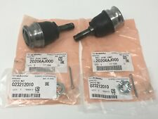 1990-18 Subaru Suspension Front Lower Ball Joint & Nut & Pin Set Of 2 2026AJ000