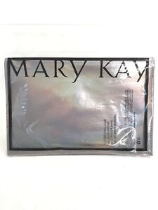 NEW Mary Kay midnight jewels clutch bag IN PACKAGE iridescent travel make up