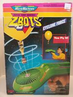 VINTAGE RARE ZBOTS MICRO MACHINES CYCLONE FORCE GALOOB 65760 1992