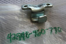 HONDA HR21 HR 21 LAWN MOWER REAR WHEEL LEFT ADJUSTING ARM HOLDER GENUINE OEM
