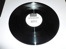 "LA CIBLE MOUVANTE - Download - UK 2-track 12"" DJ PROMO Vinyl Single"