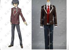 Hidan no Aria Homme Tohyama Kinji Cosplay Costume