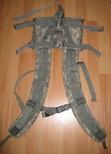 US ARMY MOLLE II Enhanced Shoulder Straps (Frame) ACU Tragegeschirr Rucksack