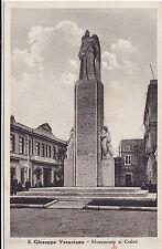 #S. GIUSEPPE VESUVIANA: MONUMENTO AI CADUTI