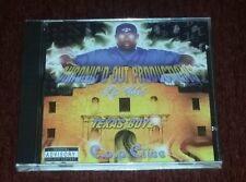 C.O.P. Clicc - Texas Boyz G-Funk Dallas! TEXAS! HOUSTON NEW! OOP! RARE! DJ WEED