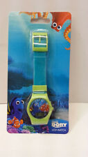 DISNEY FINDING DORY NEMO TURQUOISE KID DIGITAL WATCHES 100% ORIGINAL MUST L@@K