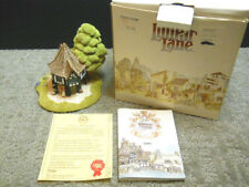 Lilliput Lane Flower Sellers English Collection South East #600 Nib & Deeds 1991