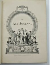 The Art Journal New Series Volume 1875 complete, fine engravings