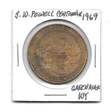 (I) So Called Dollar 1969 John Wesley Powell Centennial Green River Wy